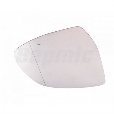 Exterior Rear View Mirror Glass(R)